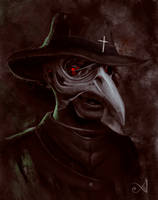 Plague Doctor by ACrowley