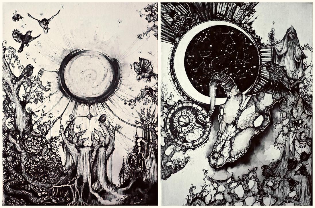 Vita et Mortem by Kamilie