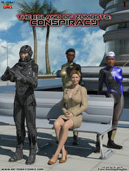 Coming to Metrobaycomix September 2014 by Tecknophyle