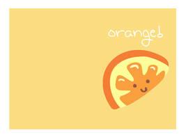 Orange by Neostarfire55