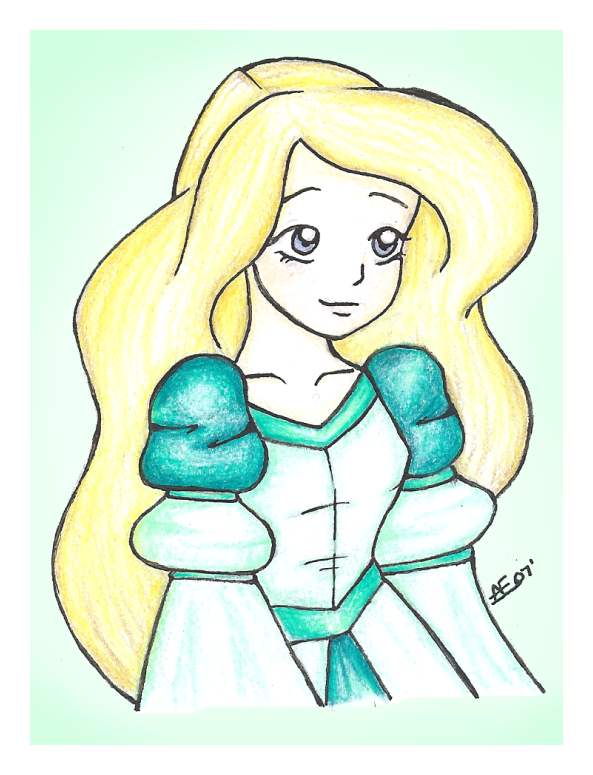 The Swan Princess by Neostarfire55