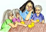 .:Time w my triplets:.