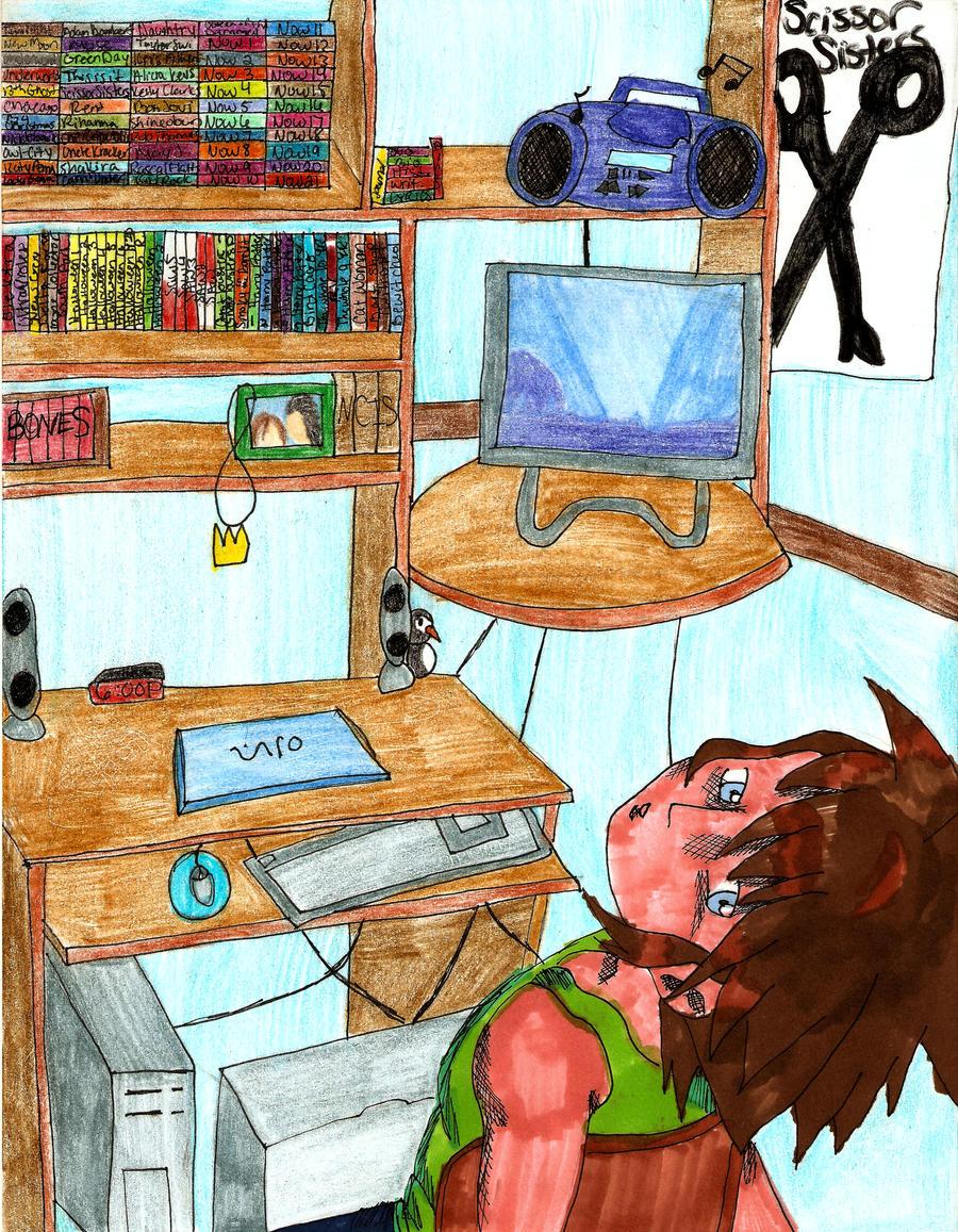 .:Sora's Room:.