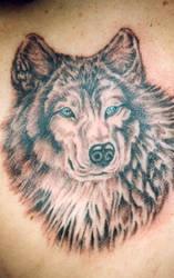 .:Wolf Tattoo:.