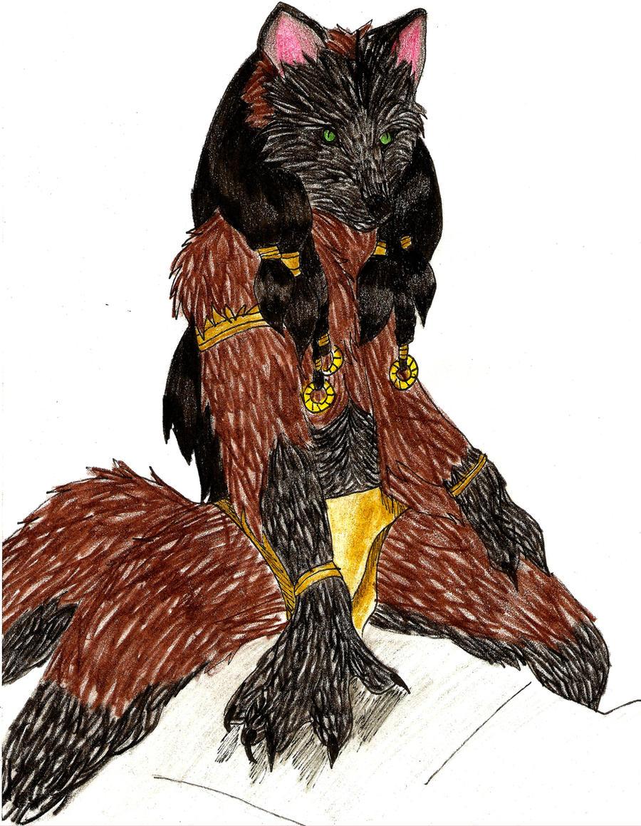 .:Skyler's Lycon form:.