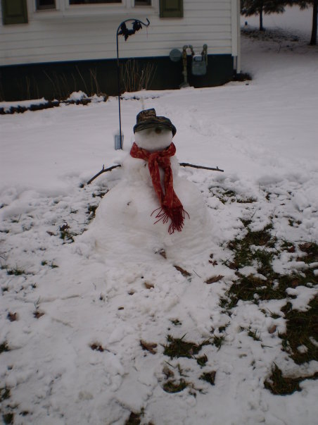 .:Jenny Ann's snowman:.