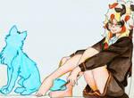 .:Daisy with Patronus:.