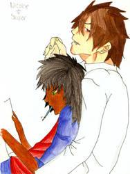 .:Nicolae and Skyler:.