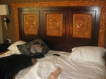 .:Colossal con 2012 bed headboard:.