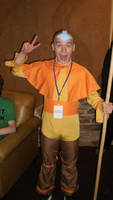 .:Colossal Con 2012 Aang:.