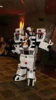 .:White Tiger Zord:.