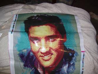 Elvis Presley Diamond Painting