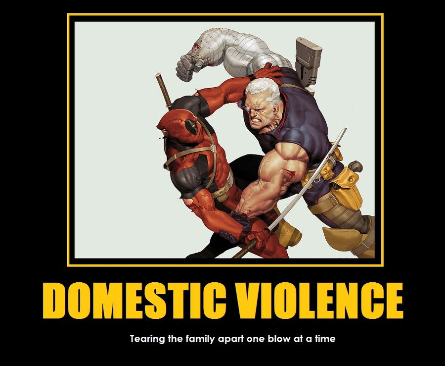Domestic Violence by xxbrasschicaxx