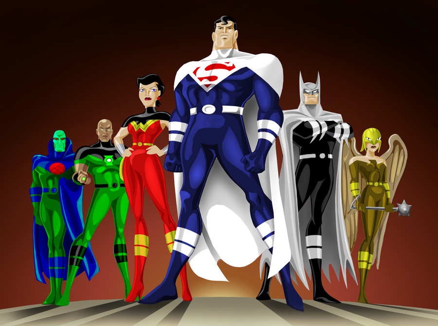 Image result for The Justice Lords
