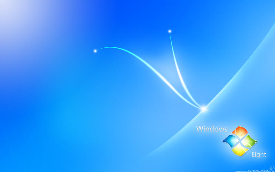 Windows 8 by sunwarp