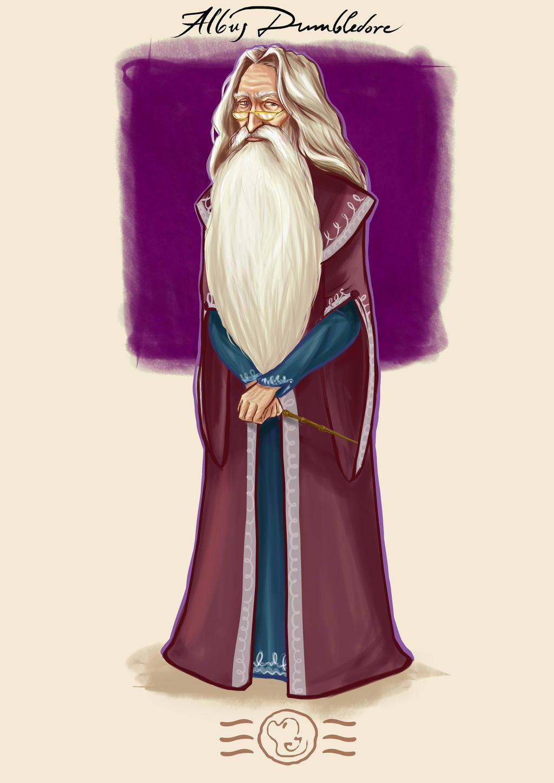 Order of the Phoenix - Albus Dumbledore