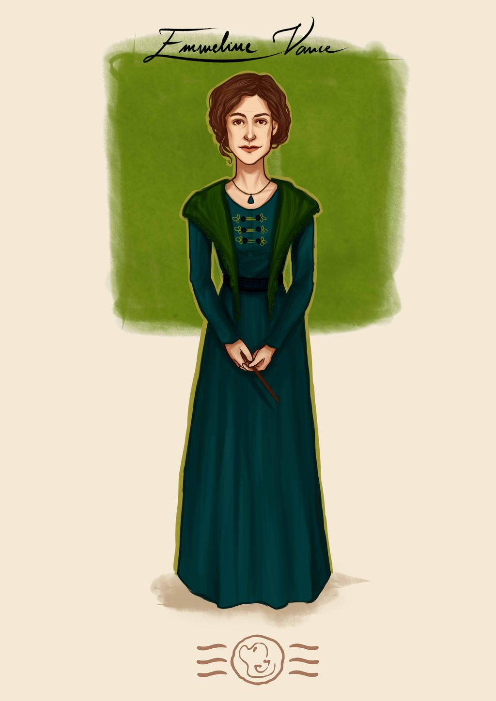 Order of the Phoenix - Emmeline Vance