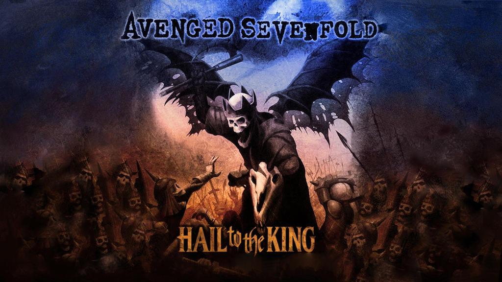 Avenged Sevenfold Wallpaper Hail to the King