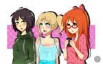 ::power puff girls