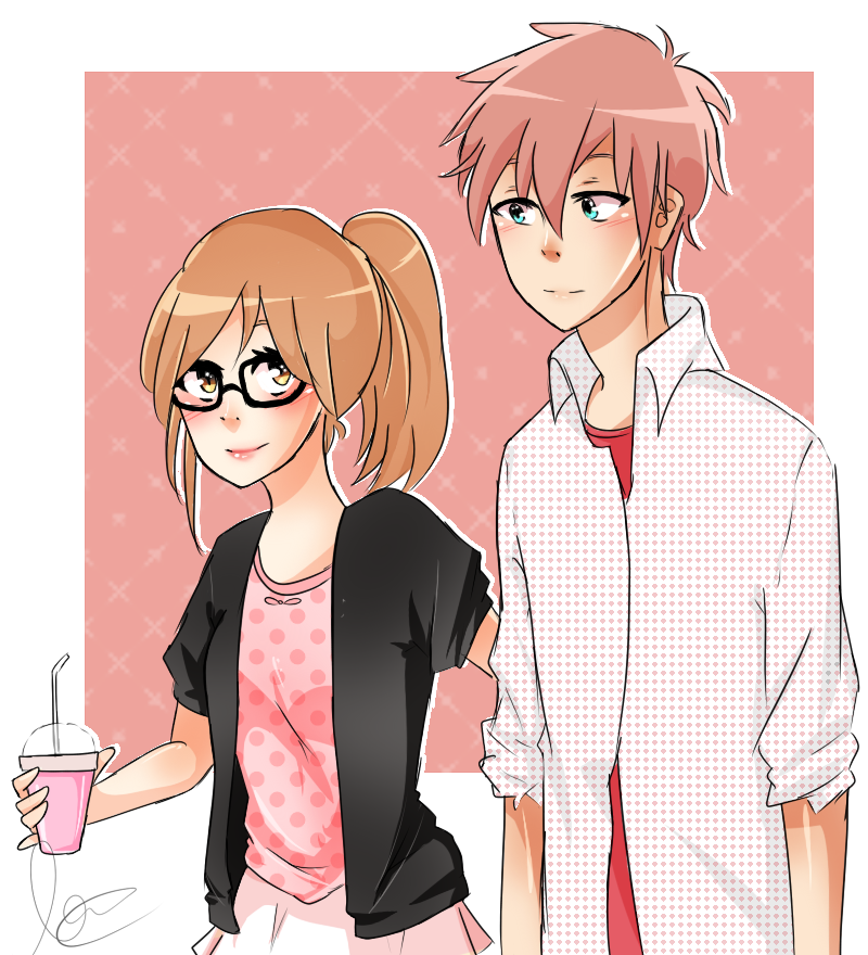 is this a date maybe maybe by pepperlicious