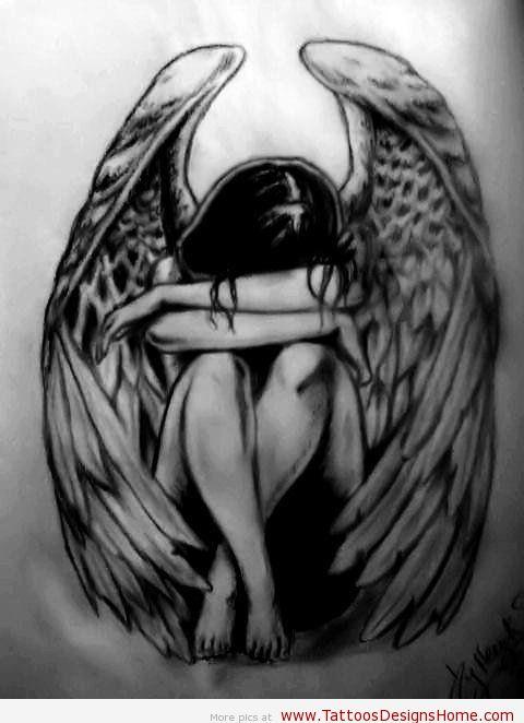 Fallen angel tattoo by emoanimegirlfanatic on deviantart fallen angel tattoo by emoanimegirlfanatic thecheapjerseys Image collections