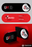 ART UNLTD. Business Card