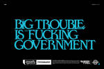 THE BIG TROUBLE Print