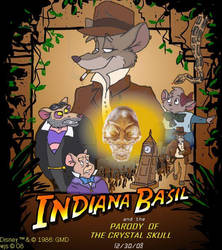 Indiana Basil by wolfjedisamuel