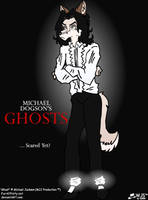 Michael Dogson - Ghost by wolfjedisamuel
