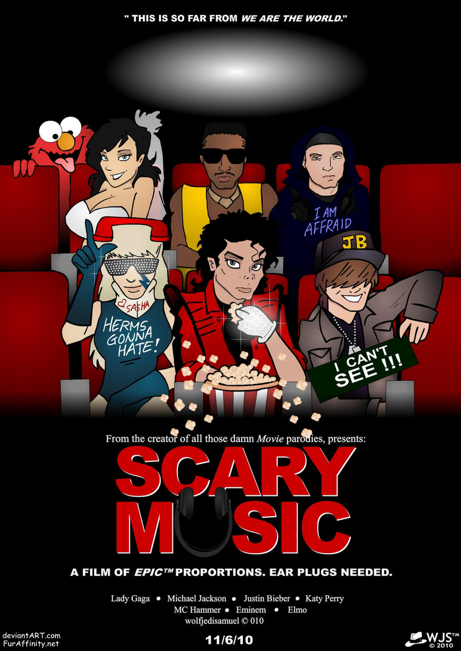 scary music by wolfjedisamuel on deviantart