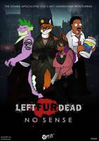 Left Fur Dead by wolfjedisamuel