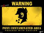 Pony Contaminated Area
