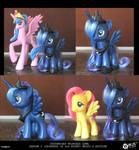 Custom Princess Luna toy