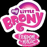 My Little Brony logo