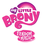 My Little Brony logo