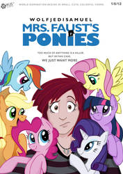 Mrs. Faust's Ponies by wolfjedisamuel