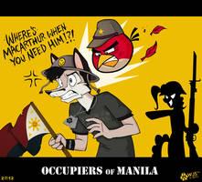 Occupiers by wolfjedisamuel