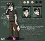 Character Sheet - wolfjedisamuel