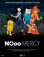 Left 4 Dead - NOoo Mercy by wolfjedisamuel