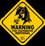 Pony Contaminated Individual