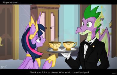 Spike the Butler