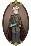 Queen Elsa - Military Dress