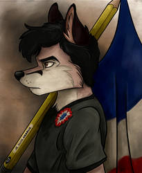 Charlie by wolfjedisamuel