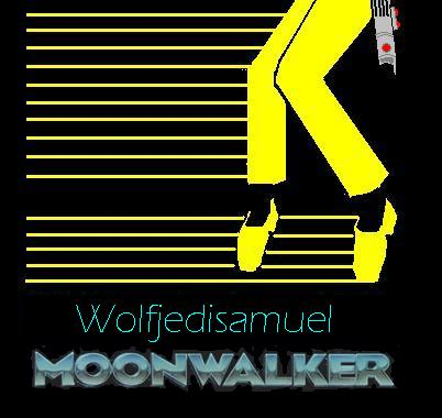 Wolfjedisamuel moonwalker logo