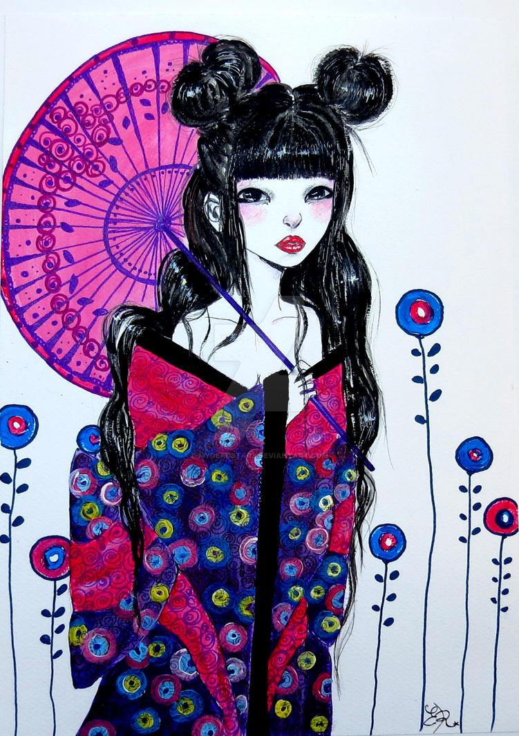 Sweet Oriental by MyDearStars