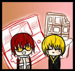 Death Note: Matt and Mello