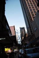 sydney city by artddicted