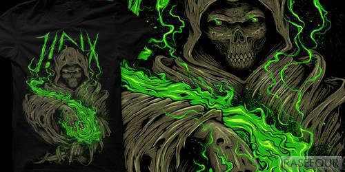 dark witch by rase4