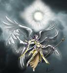 Mateus Palamecia - Emperor of Heaven (Arubboth) by Kazaharya