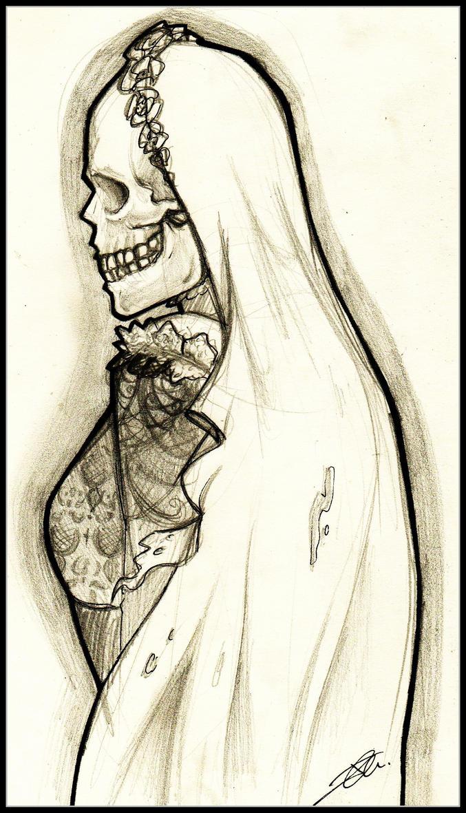 Bride by NienorGreenfield